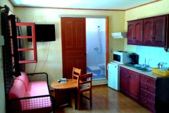 sunrise apartments apartment 1 livingroom