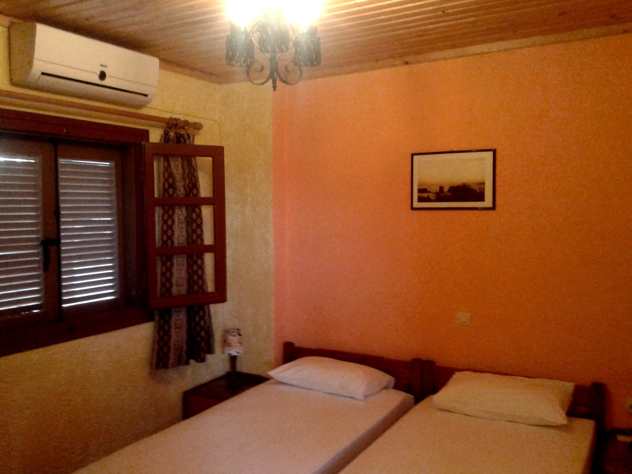 sunrise apartments double room